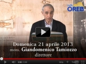 Domenica 21 Aprile 2013