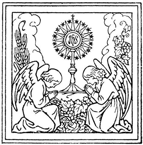 Adorazione Eucaristica  in tempo di epidemia