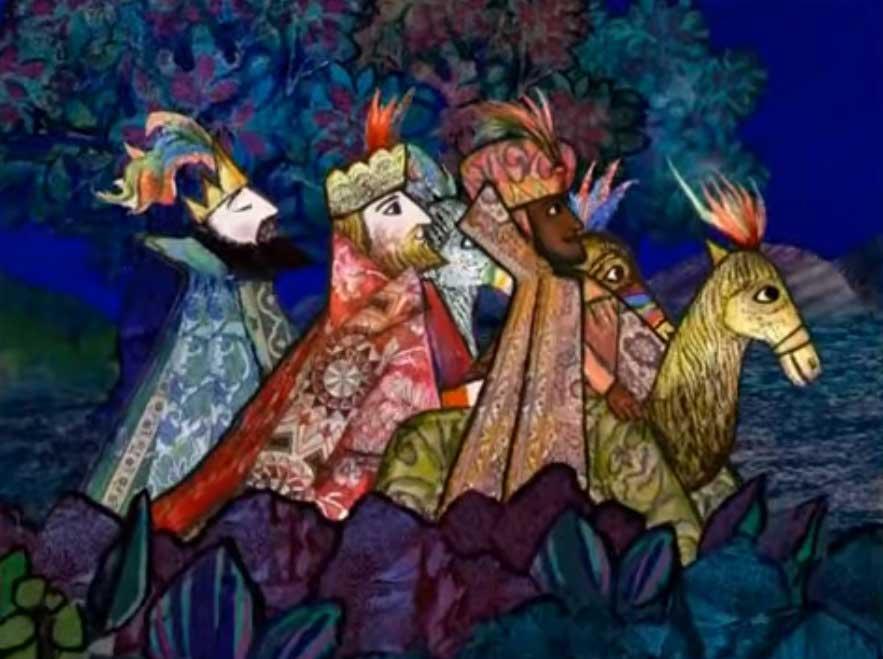 Preghiera Ai Santi Magi nella Festa dell'Epifania