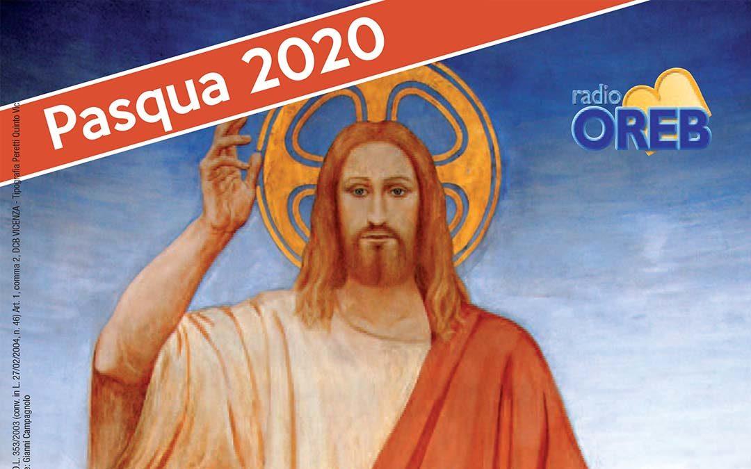 Periodico Quaresima e Pasqua 2020