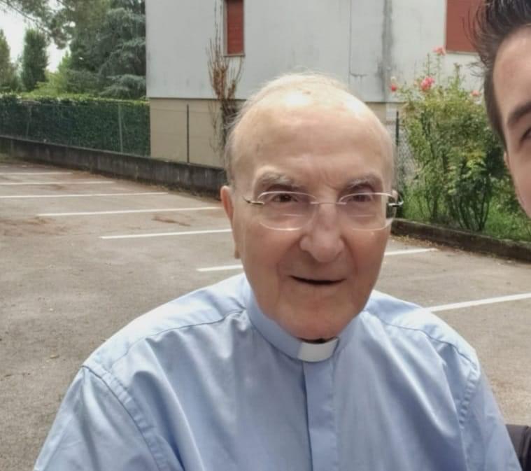 Padre Pasquale è tornato alla Casa del Padre. I funerali il 17 luglio 2021 alle ore 10.30 in Cattedrale.